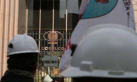 Codelco desvincula a 4.292 trabajadores y es la minera chilena con más despidos