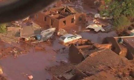 Colapsó un dique de colas mineras en Brasil: 15 muertos