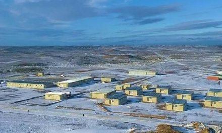 A fin de año comenzará la construcción de Cerro Moro para llevarse oro y plata