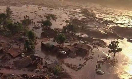 Declaran emergencia en 200 ciudades por derrame minero en Mina Gerais