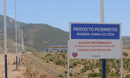 Vecinos de Pejerreyes e Higueritas acusan a minera china de utilizar el agua del pueblo