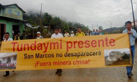 Defensoría del Pueblo concurrirá a Tundayme tras protesta antiminera en Ecuador