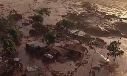Una tragedia histórica, Minas Gerais a 20 días del derrame minero