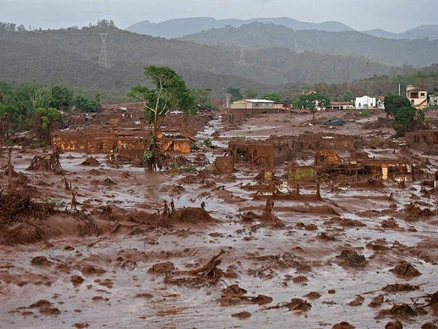 Minera Vale y BHP Billiton son las responsables de la tragedia en Brasil