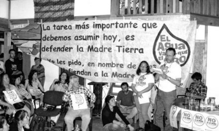 Cabildo Abierto analizó la minería metalífera e dió impulso a su prohibición en San Martín de los Andes