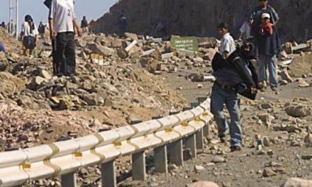 Mina Pucamarca y riesgo de contaminación del Río Usuchuma