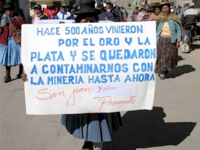 """Destapar la """"caja negra"""" de la gran minería en el Perú"""