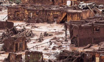 El derrame minero de Brasil es el más grave del mundo en una década