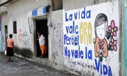 Arman frente contra explotación minera en Xochitepec
