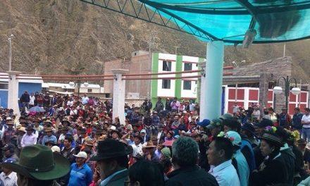 Serias observaciones en EIA de proyecto minero San Gabriel en Ichuña