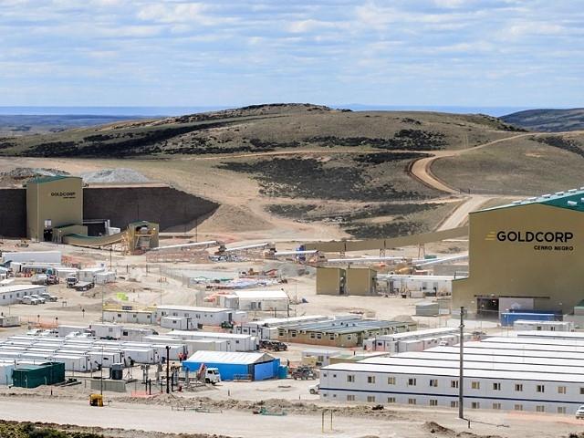 Resultado de imagen para central de uranio argentina