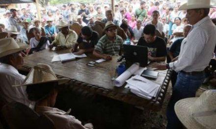 Ordena fiscal revisar arrestos de dos activistas nahuas opositores a la minería