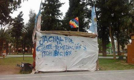 Jáchal, a tres meses del derrame: un pueblo con una fuerte crisis social