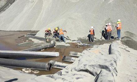 Dicen haber controlado derrame de solución de cianuro en mina de Sonora