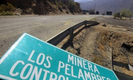 Desmienten acuerdo entre Minera Los Pelambres y comunidad de Caimanes