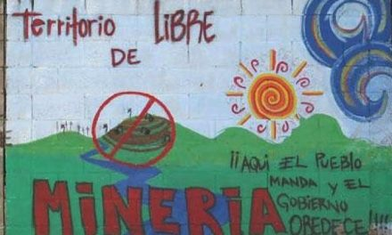 """Más """"territorios libres de minería"""" en Oaxaca"""