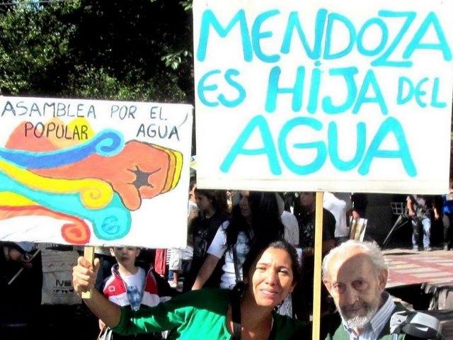 Mendoza es hija del agua: La corte ratifico la constitucionalidad de la ley 7722