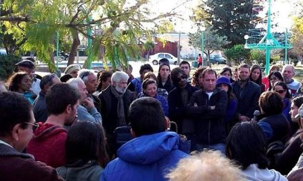 Los vecinos de San Francisco, en San Luis, presentarán una denuncia contra minera