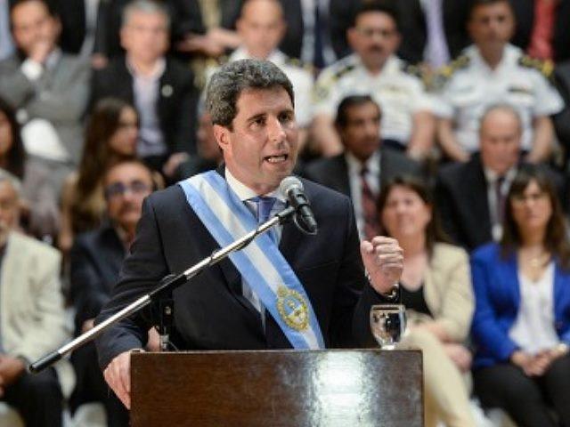 El nuevo gobernador de San Juan ratificó el proyecto minero sanjuanino