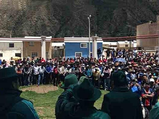 Minera suspende temporalmente proyecto minero San Gabriel