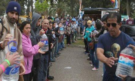 El pueblo jachallero aún vive con temor después del derrame