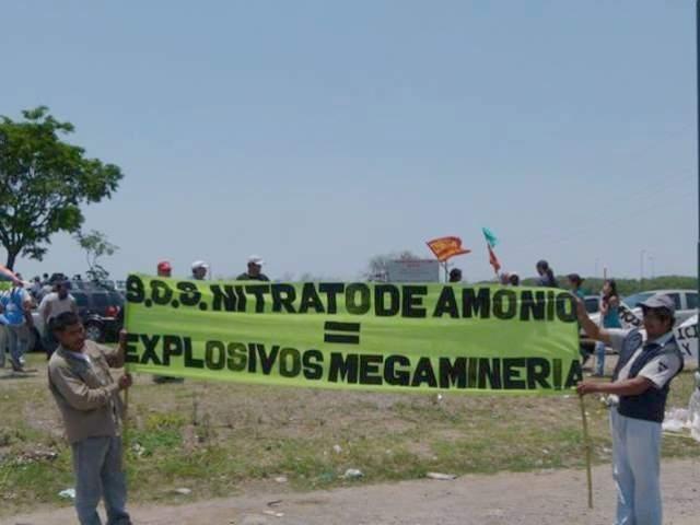 La tragedia de los gendarmes en la misma ruta que usarán los camiones con explosivos para la minería