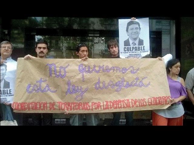 Organizaciones chilenas rechazan Ley de Glaciares que permite su destrucción por las mineras