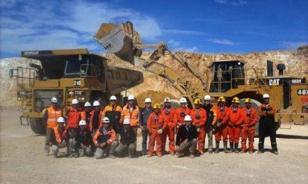 Mineros de Cerro Vanguardia de paro por pésimas condiciones de seguridad del trabajo