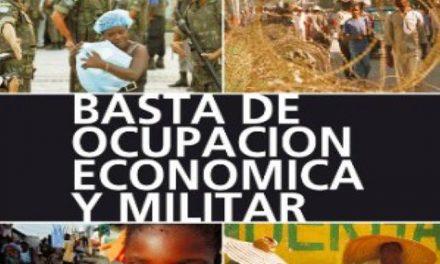 Colectivo Justicia Minera viaja a Washington en defensa de una moratoria minera en Haití