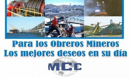 La minera MCC y sus «presiones de hierro» sobre gobierno y trabajadores