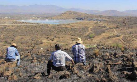"""Minería, """"bomba de tiempo"""" en Ocotlán"""