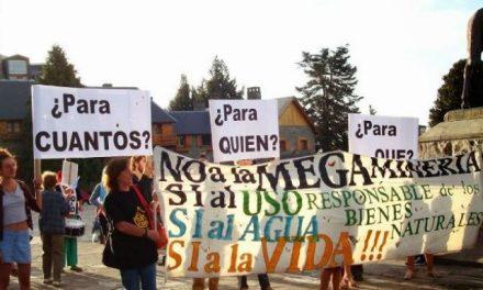 Organizaciones y asambleas de Río Negro reclaman que se prohiba la megaminería