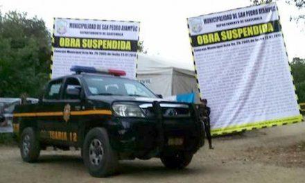 Municipio cierra proyecto minero en La Puya