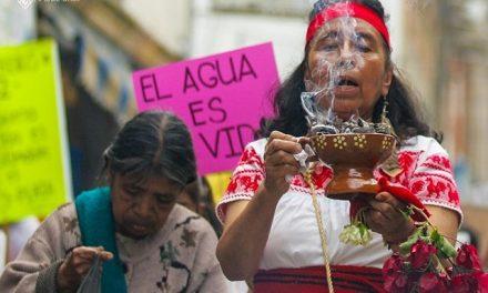 Resistencia indígena en Jalisco contra la minería