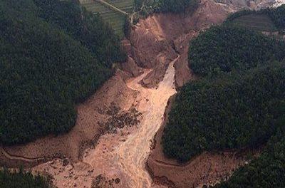 Mina que causó un desastre ambiental en Brasil tuvo otro deslizamiento