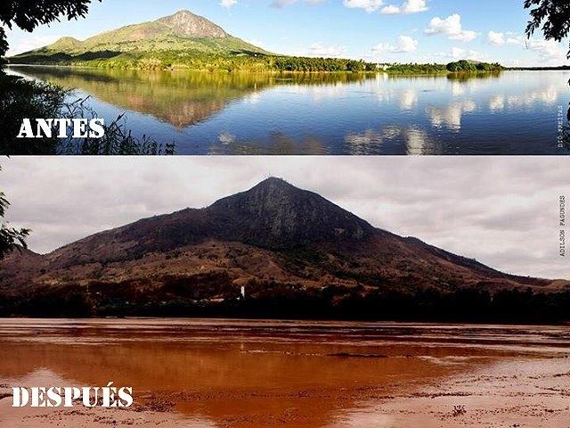Presentarán cargos contra tres mineras por causar un 'río de contaminación'