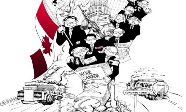 El gobierno de Canadá no aborda los problemas que causan las mineras canadienses en América Latina