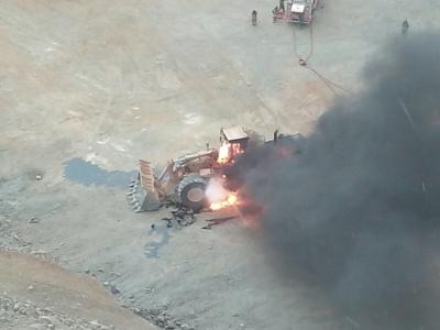 AOMA Santa Cruz manifestó que sin seguridad no hay minería