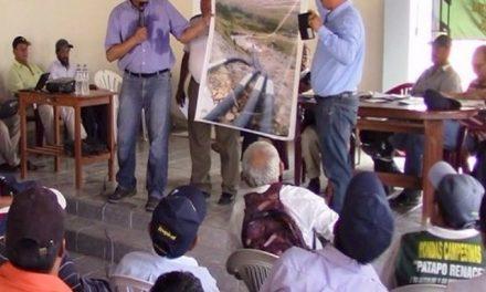 Ronderos de Lambayeque y Cajamarca se unen para rechazar la minería