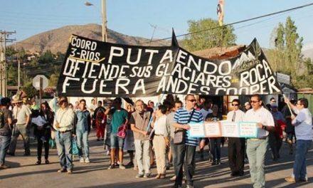 Presentan nuevo recurso de protección para detener sondaje minero en río Rocín de Putaendo