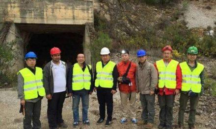 Campaña pidiendo a la Junta de Castilla que impida reabrir la mina de plomo de Sobrado