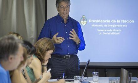 Secretario de Minería: La mineria en la cordillera impulsará el desarrollo como la agricultura en la Pampa Húmeda