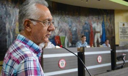 Alcalde de Ibagué presentó Consulta Popular Minera ante el Concejo