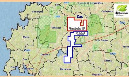 ¿Otro Corcoesto? Zas, nueva «zona cero» de la reactivación de la minería del oro en Galicia