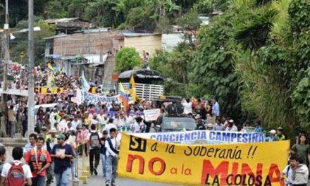 ¿El gobierno de Santos le teme a la consulta popular minera en Ibagué?