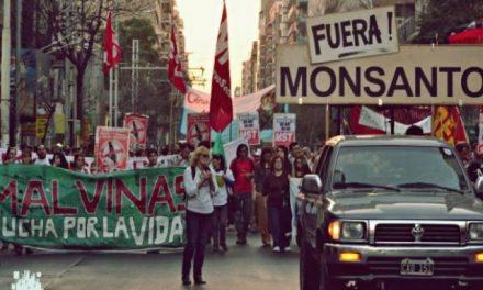 El fiscal no ejecutará la orden de desalojo del acampe contra Monsanto