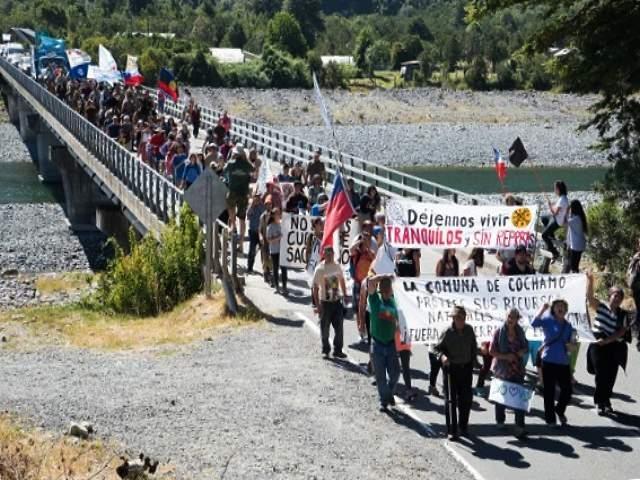 Acción ciudadana en Puelo logra detener obras de Mega Central Mediterráneo por más de un año
