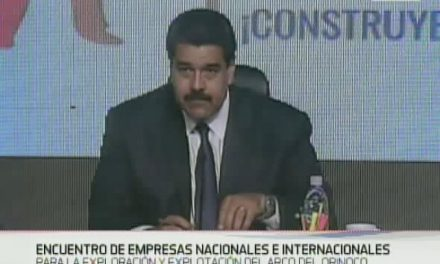 """Venezuela arranca un """"motor minero"""" para salir de su déficit"""