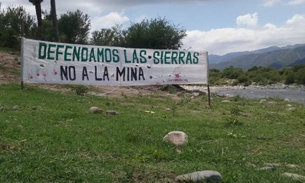 Temor de vecinos de San Luis por la reactivación de la mina Geminis