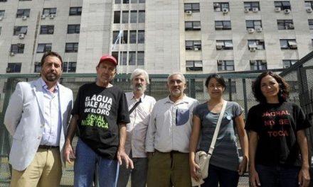 Piden a la justicia federal la intervención de la UBA por el derrame de cianuro en San Juan